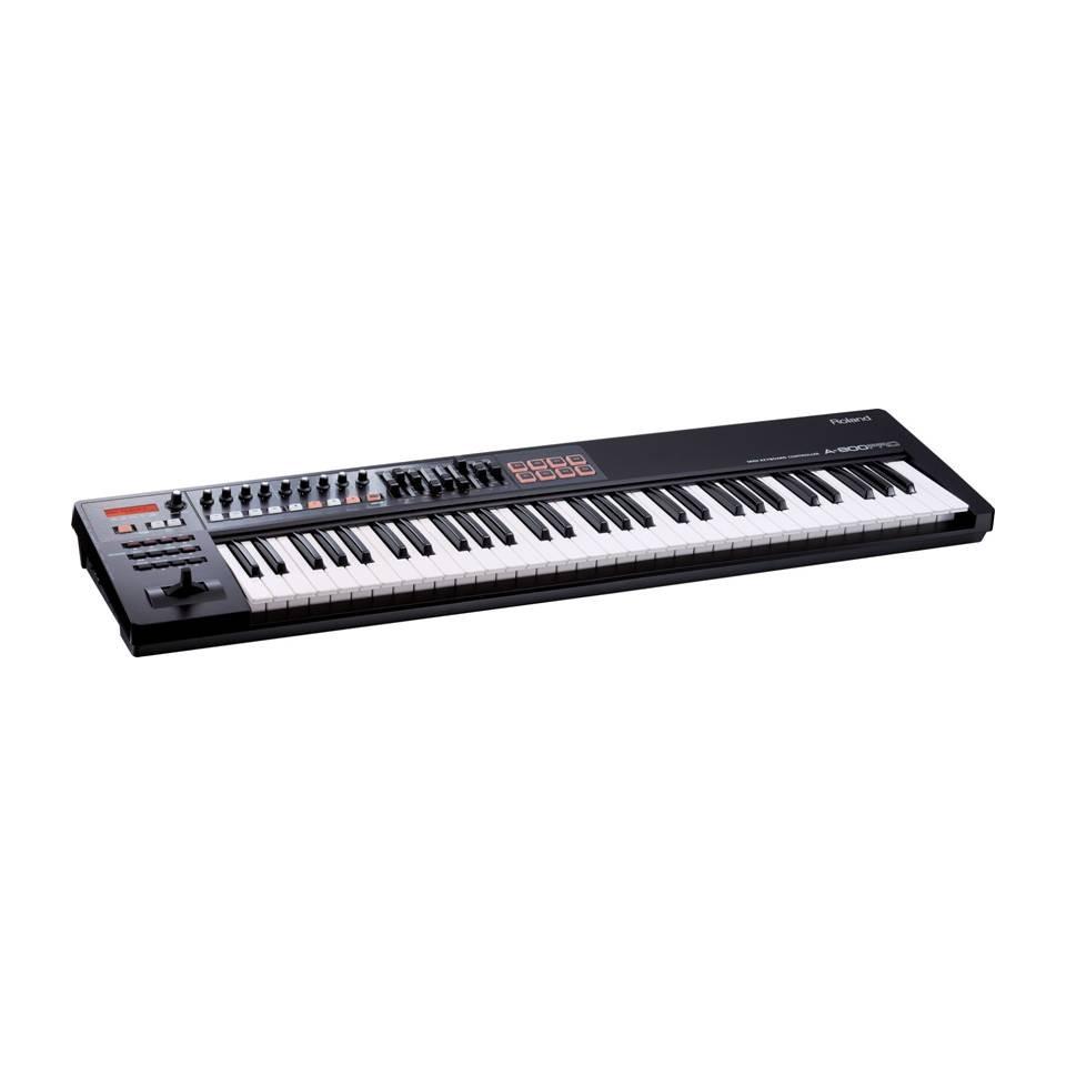 Imagem do produto Controlador MIDI Roland 61 Teclas A-800PRO