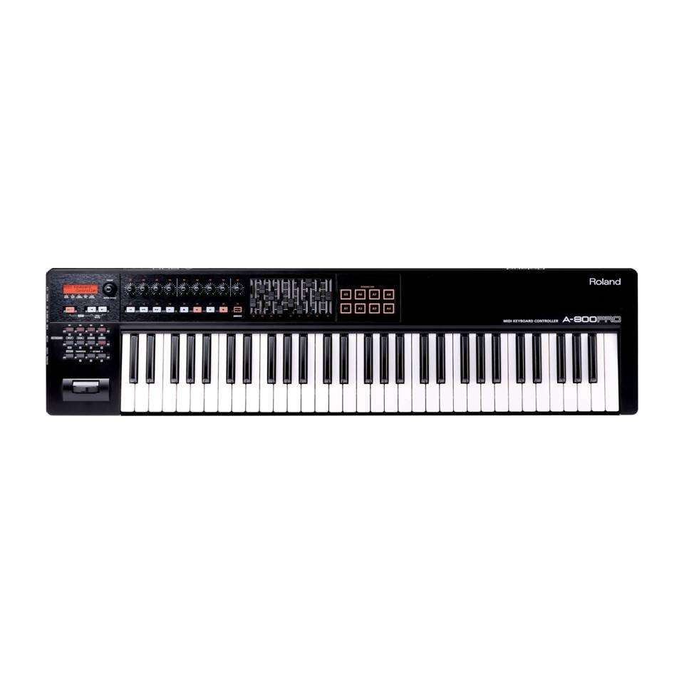 Foto3 - Controlador MIDI Roland 61 Teclas A-800PRO