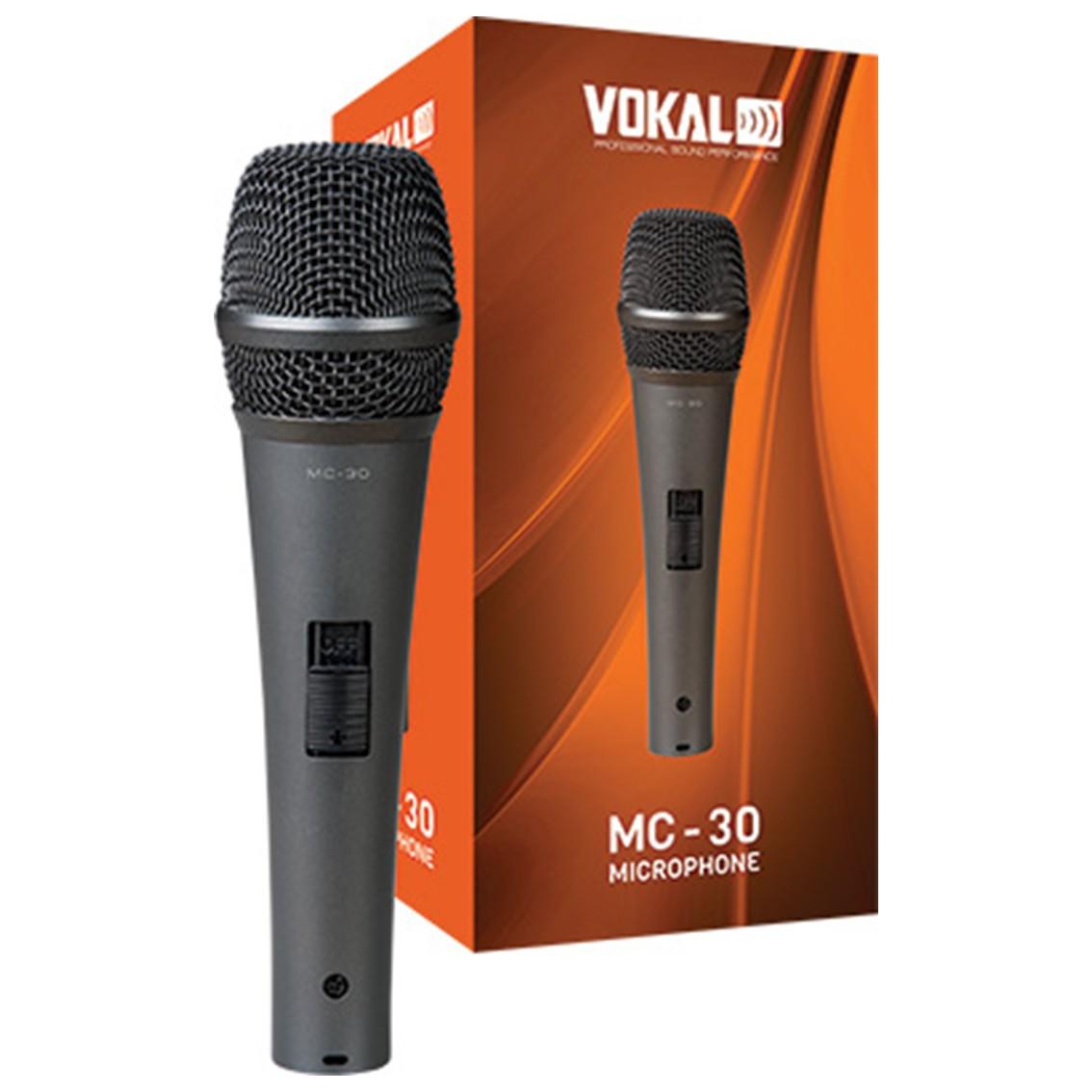 Imagem do produto Microfone com Fio Vokal MC-30