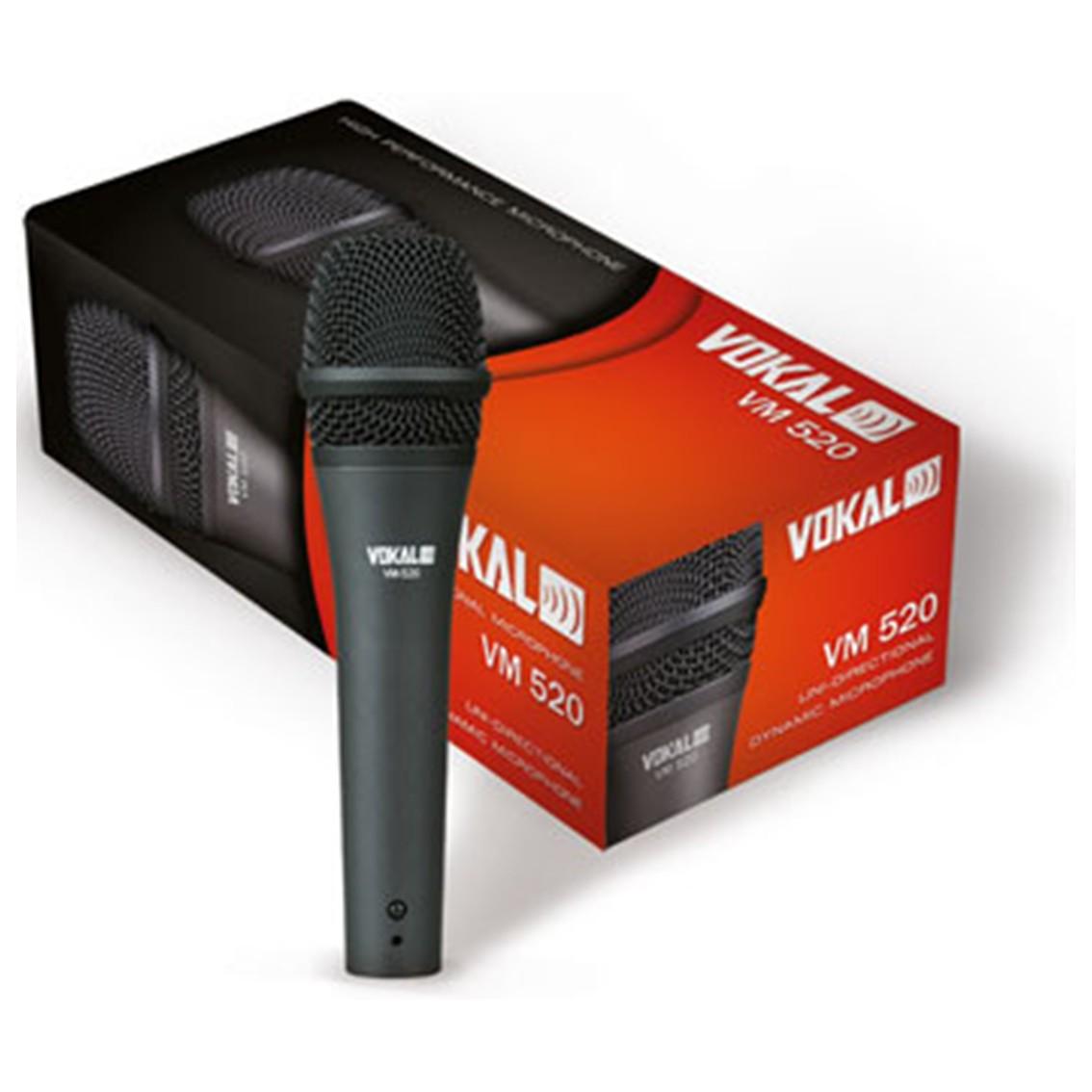 Imagem do produto Microfone com Fio Vokal VM-520