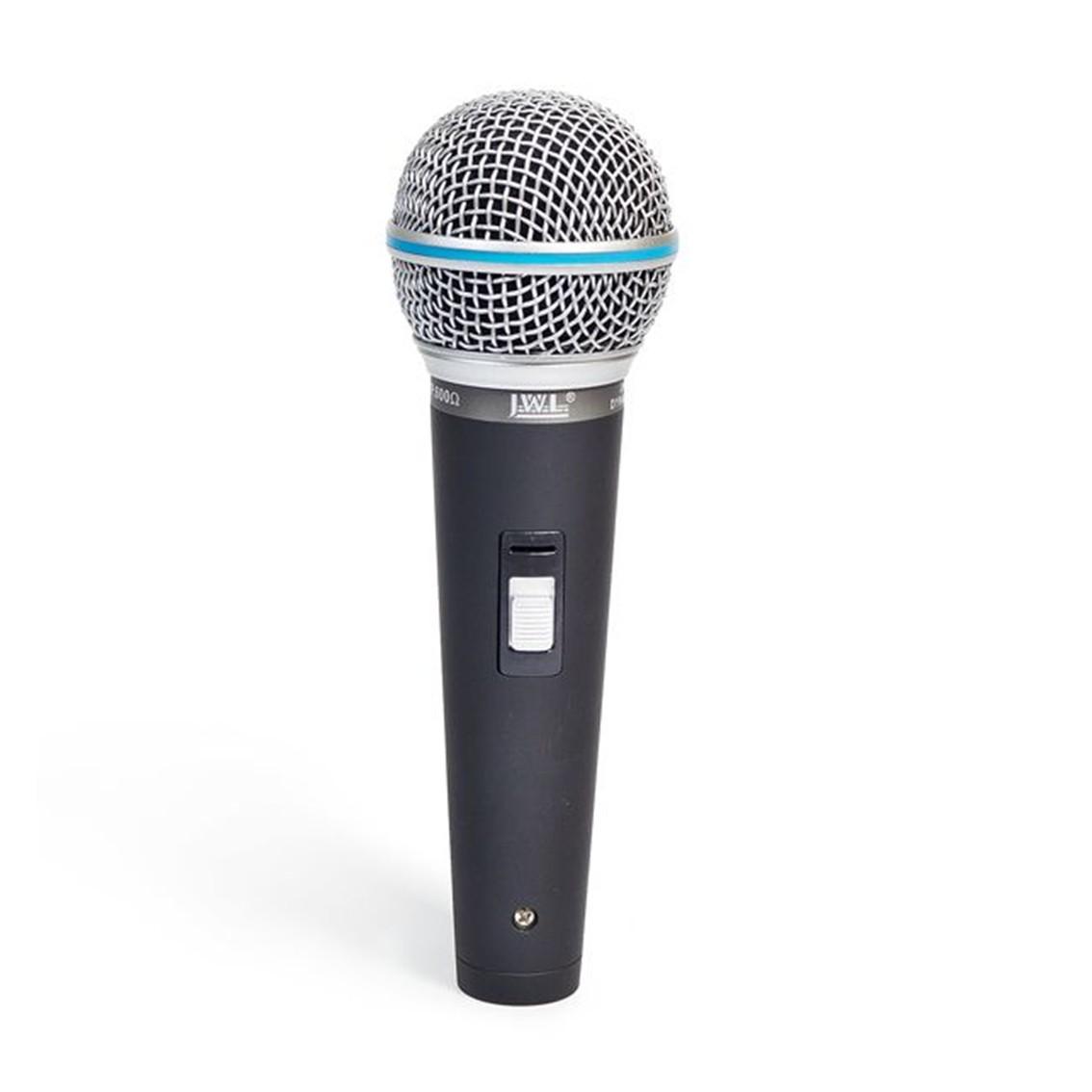 Imagem do produto Microfone de Mão JWL EMS-580
