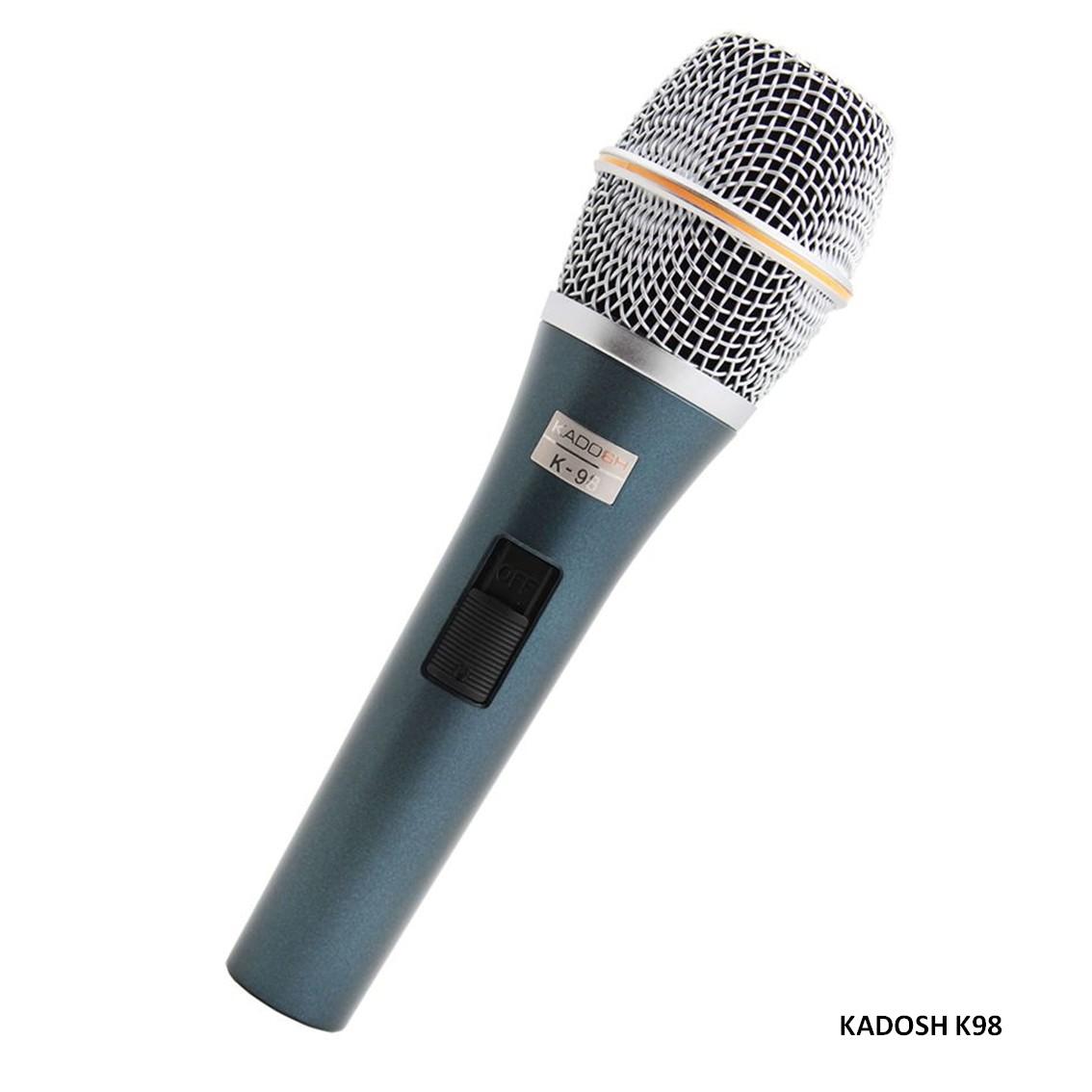 Imagem do produto Microfone de Mão Kadosh K-98