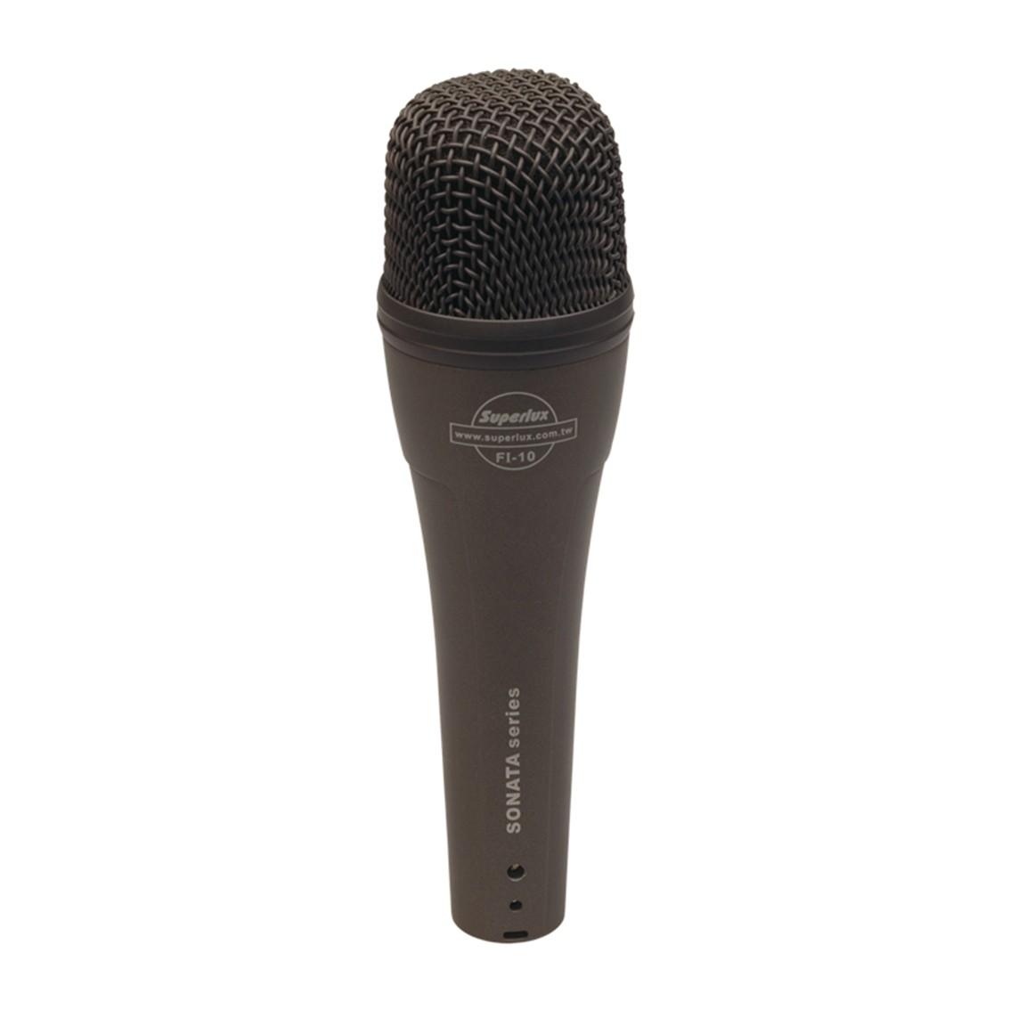 Imagem do produto Microfone de Mão Superlux Sonata FI-10
