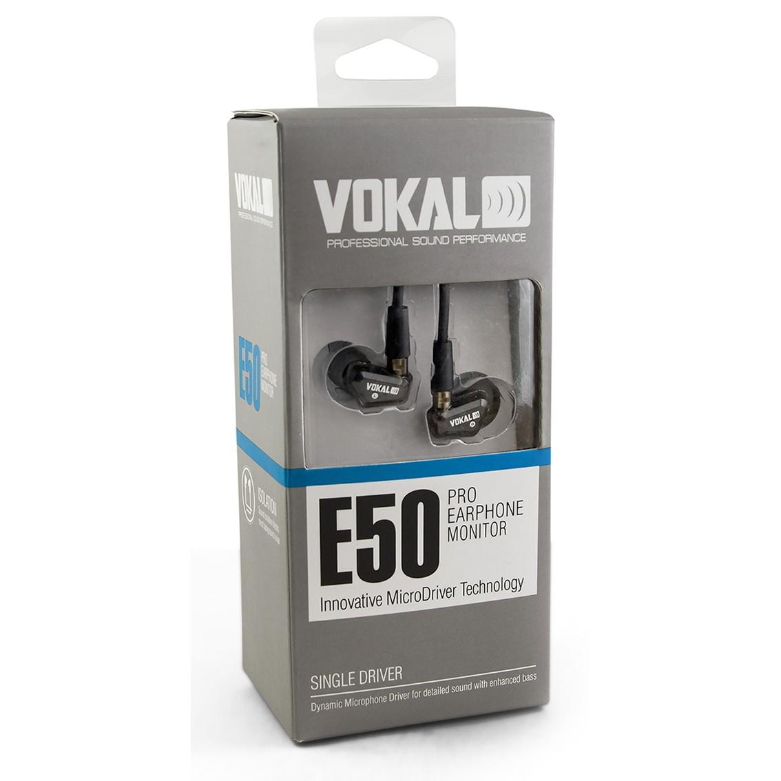 Foto2 - Sistema Sem Fio Vokal VMT-50 + E50PRO