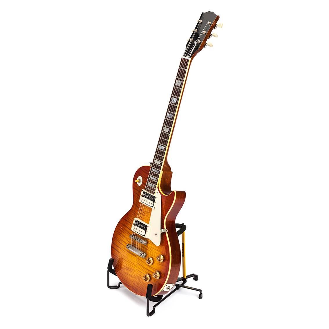Foto2 - Suporte Travlite para Guitarra/Baixo Hercules GS302B