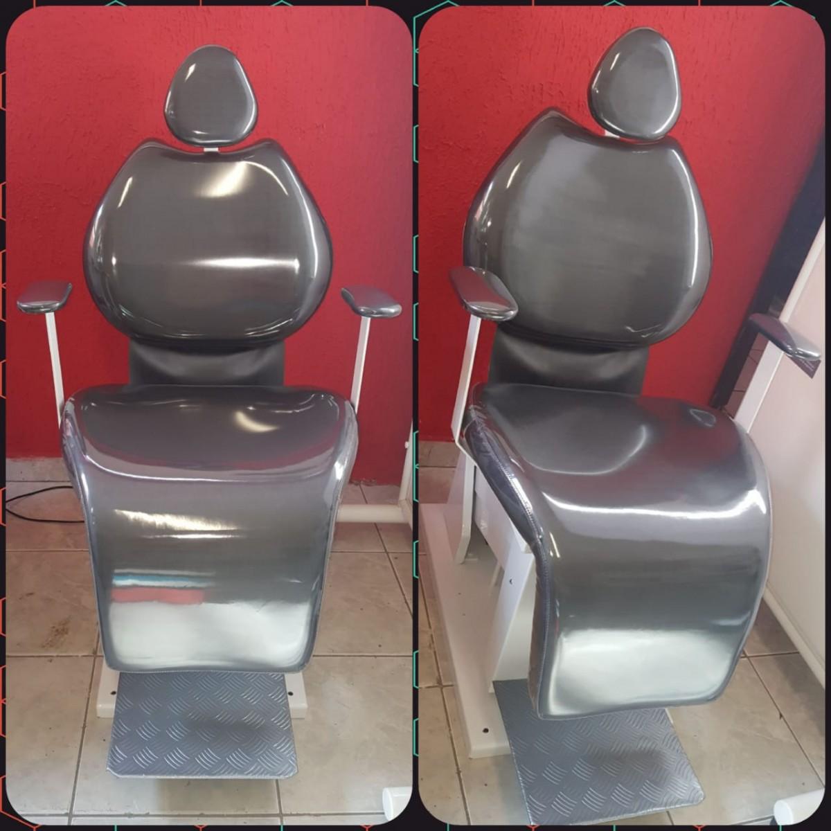 Foto3 - Cadeira para Radiologia elétrica