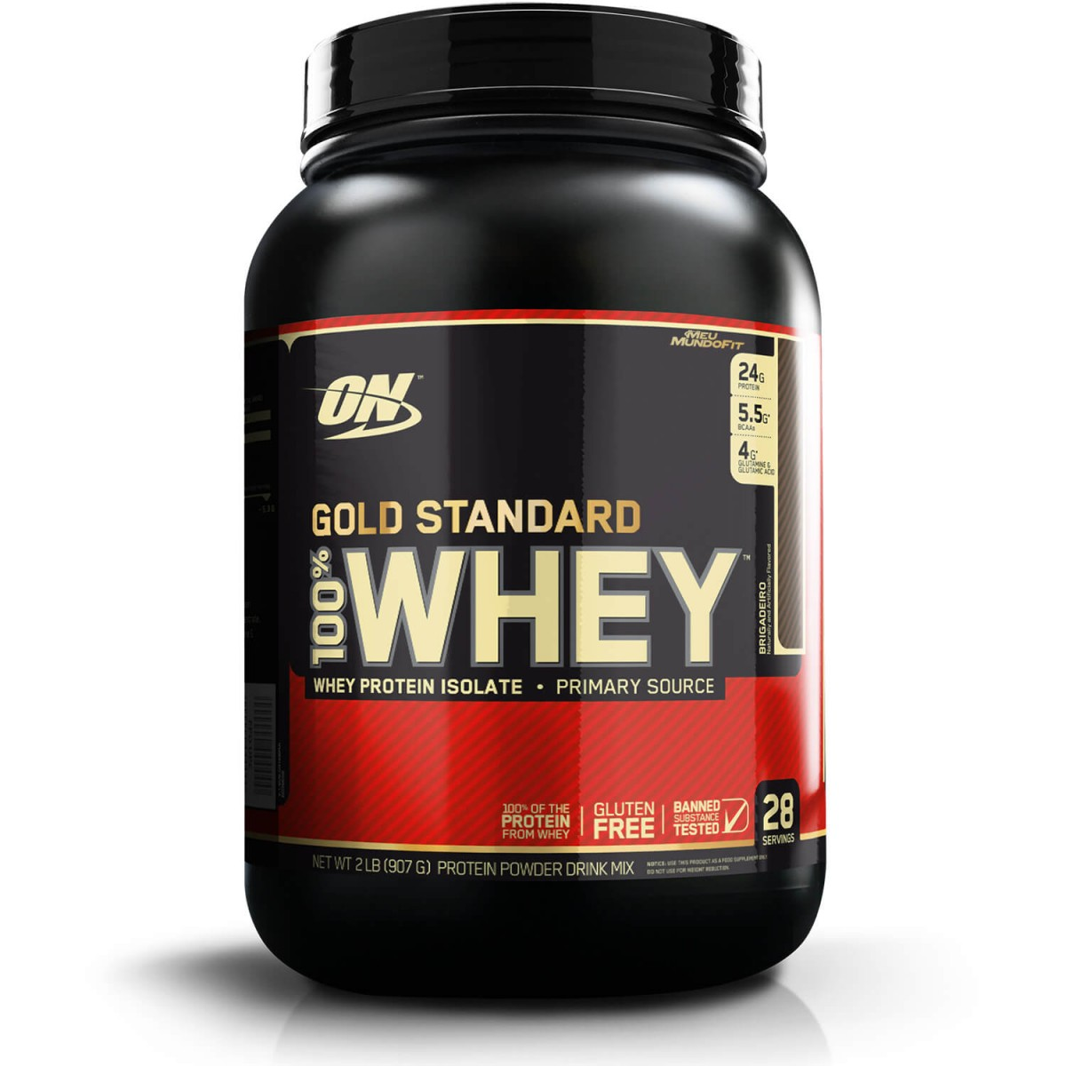 Foto 1 - 100% Whey Gold Standard