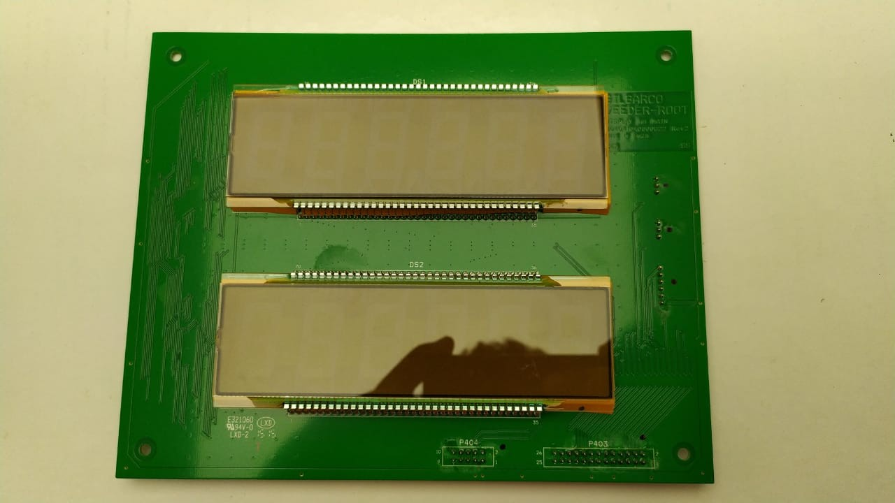 Imagem do produto Display Bomba GVR Stratema PHD/PMD COD:000936