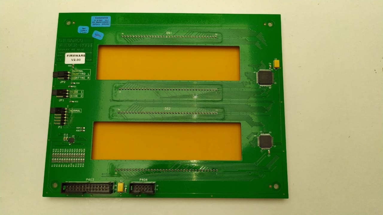 Foto2 - Display Bomba GVR Stratema PHD/PMD COD:000936