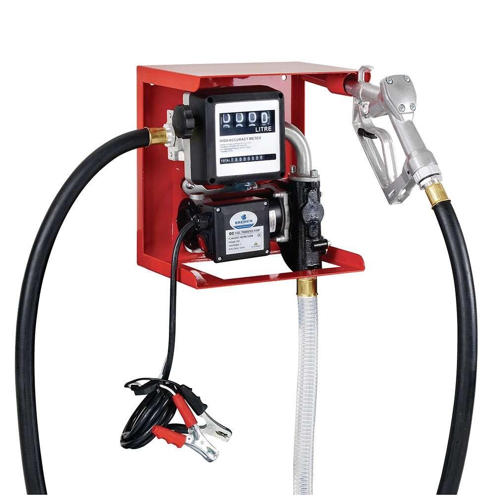 Imagem do produto Kit De Abastecimento Para Óleo Diesel 12V 56L/MIN