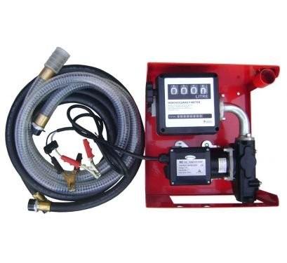 Foto2 - Kit De Abastecimento Para Óleo Diesel 12V 56L/MIN