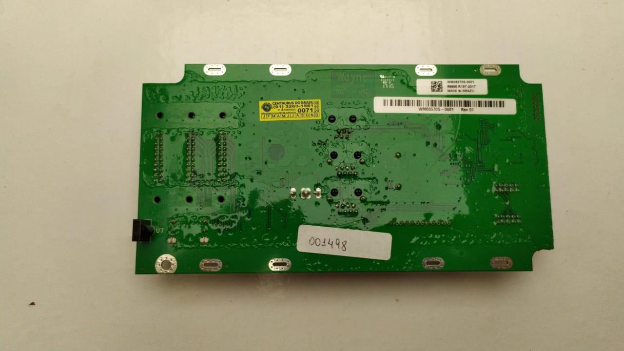 Foto2 - Placa Do Display Do Led Helix COD:001498