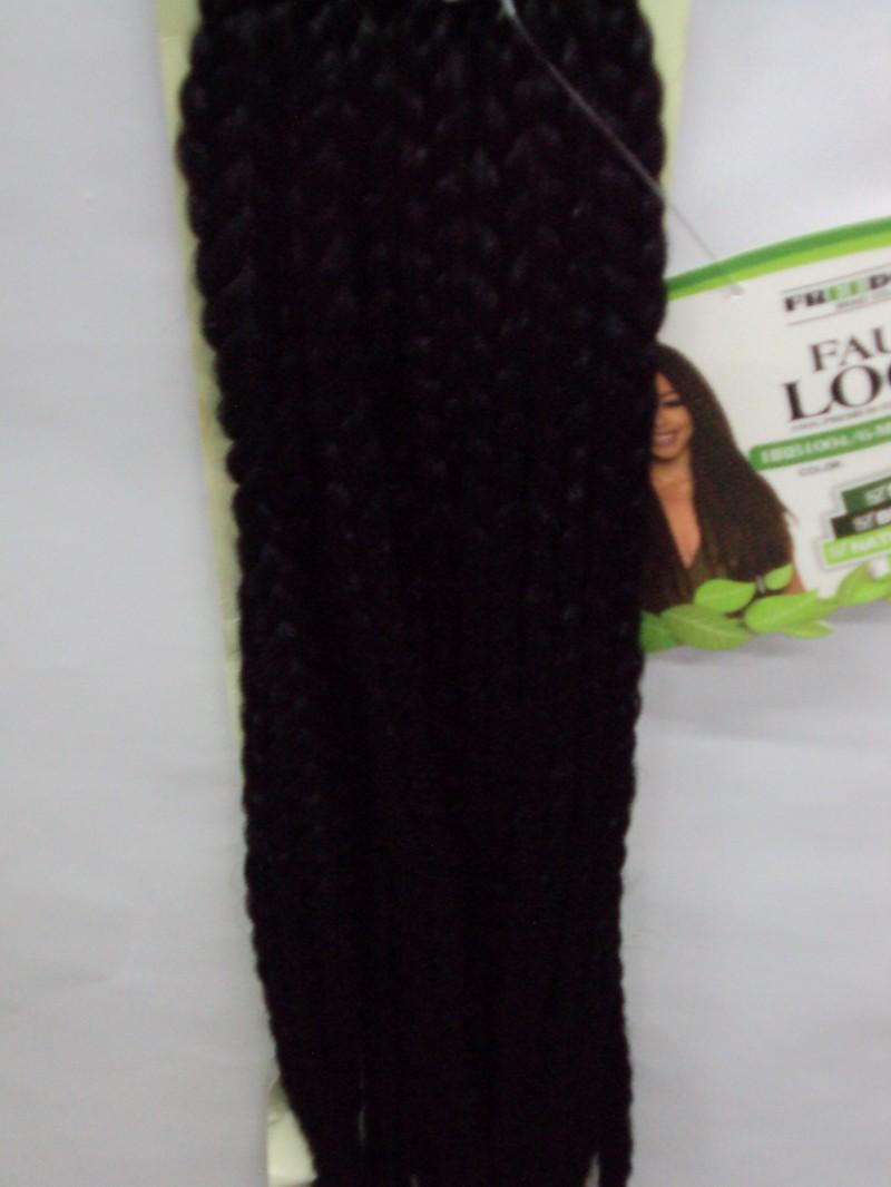 Foto 1 - Cabelo Crochet Braid Freedom Trançado Venus Promoção