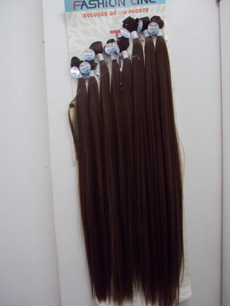 Foto 1 - Cabelo Orgânico - Fashion Line - LISA 260g Promoção