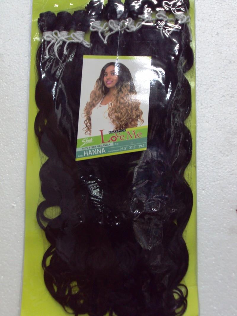 Foto2 - Cabelo Orgânico Love Me - Modelo Hanna Promoção