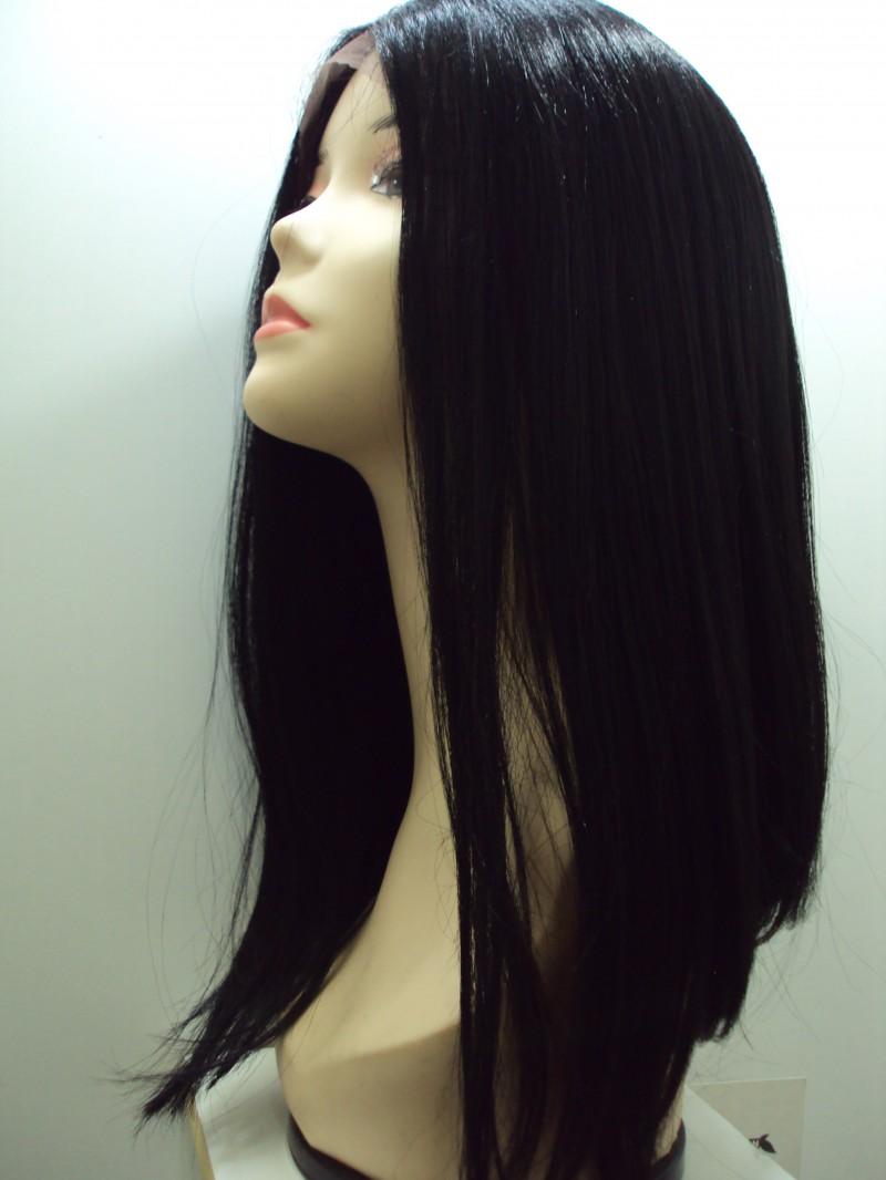 Foto3 - Peruca Lace Front Menina - Fibra Japonesa True Me Sleek