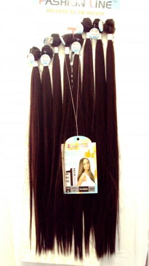 Foto1 - Cabelo Orgânico - Fashion Line - LISA 260g Promoção