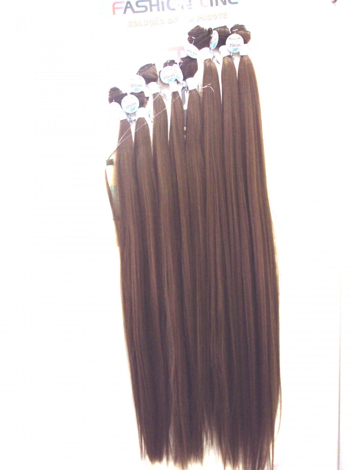 Foto2 - Cabelo Orgânico - Fashion Line - LISA 260g Promoção