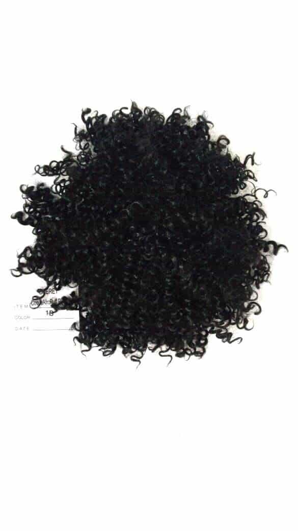 Foto 1 - Coque Afro Puff - Afro Orgânico - Cachos Promoção