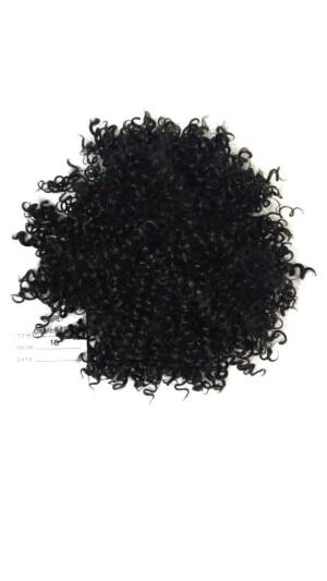 Foto1 - Coque Afro Puff - Afro Orgânico - Cachos Promoção