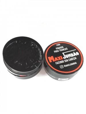 Foto1 - Pomada Modeladora Maxi Jumbão p/ Tranças e Baby Hair 150g