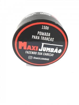 Foto2 - Pomada Modeladora Maxi Jumbão p/ Tranças e Baby Hair 150g