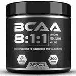 Foto 1 - BCAA 8:1:1 XCORE NUTRITION 300G