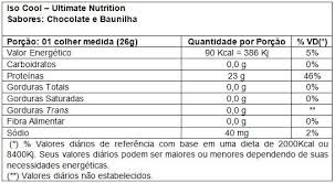 Foto3 - ISO COOL ULTIMATE NUTRITION