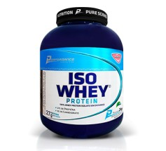 Foto 1 - ISO WHEY PROTEIN
