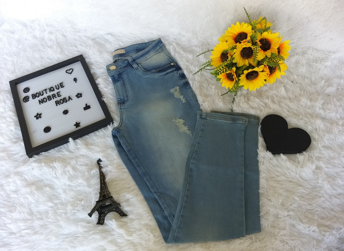 Foto 1 - Calça Jeans