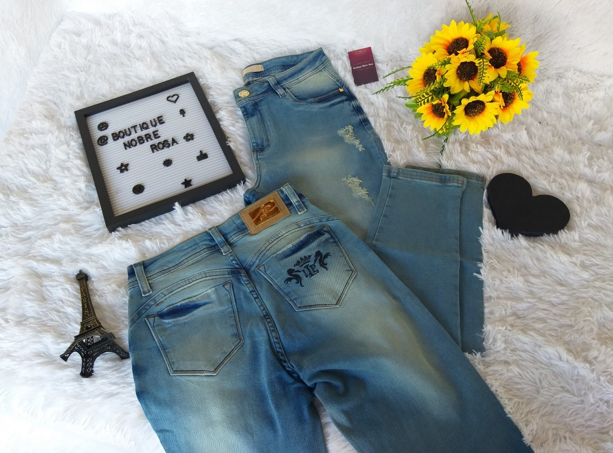 Foto2 - Calça Jeans