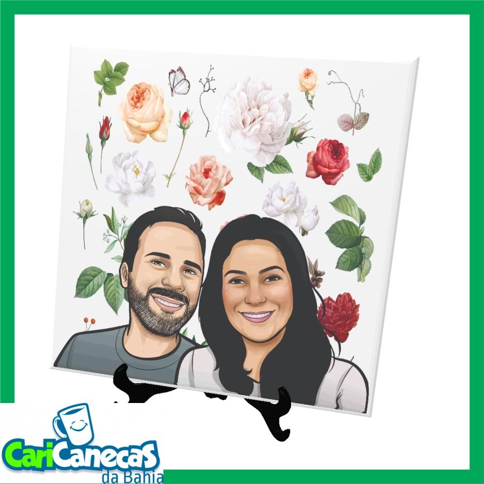 Foto2 - Azulejo - 01 ou 02 Caricaturas