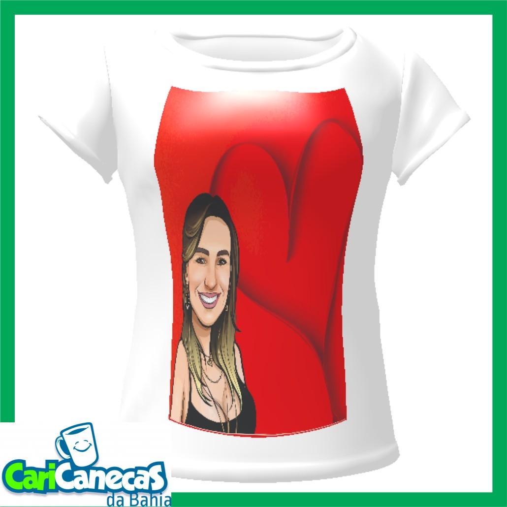 Foto 1 - Camisetas + Caricatura Individual