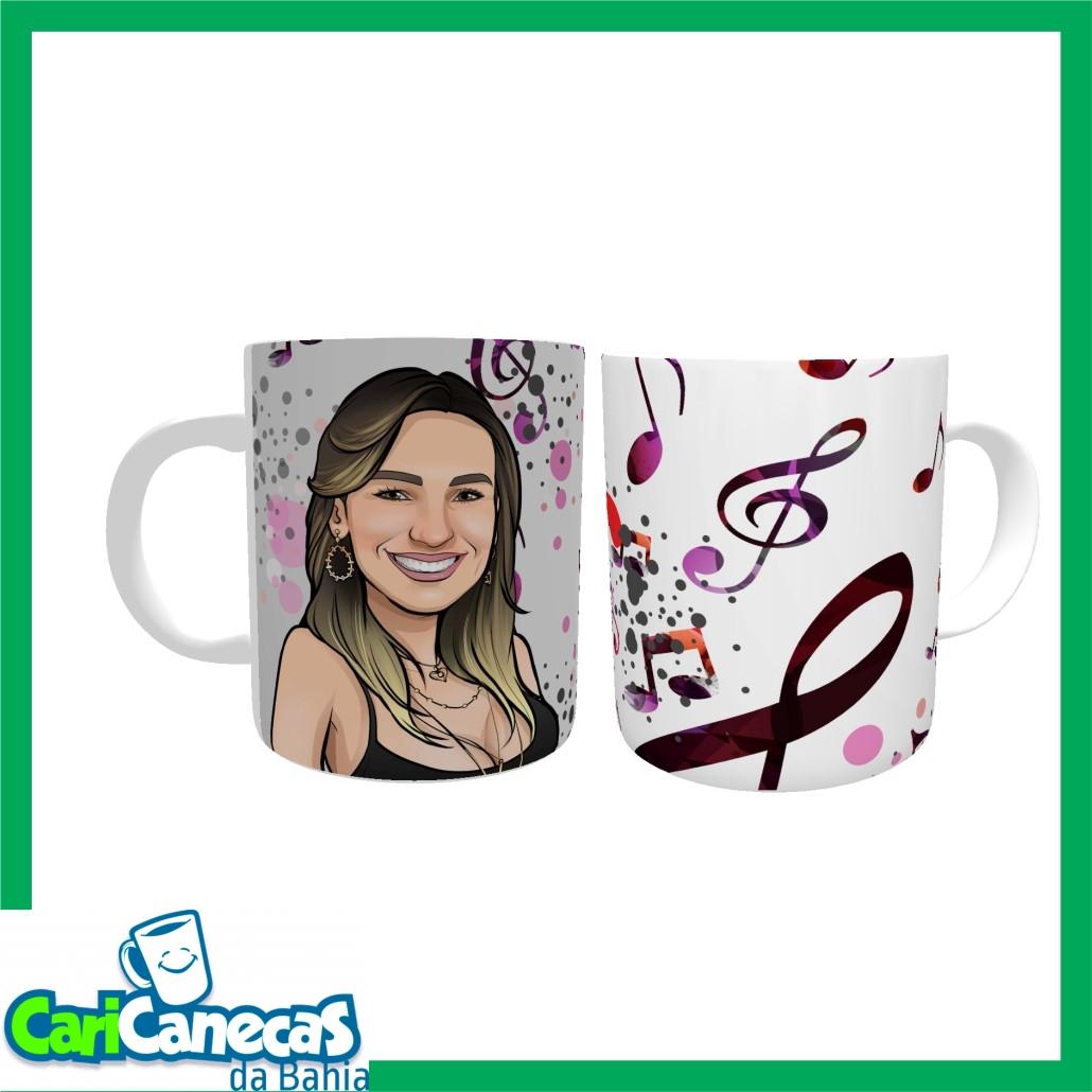Foto2 - Caneca de Café Feminina