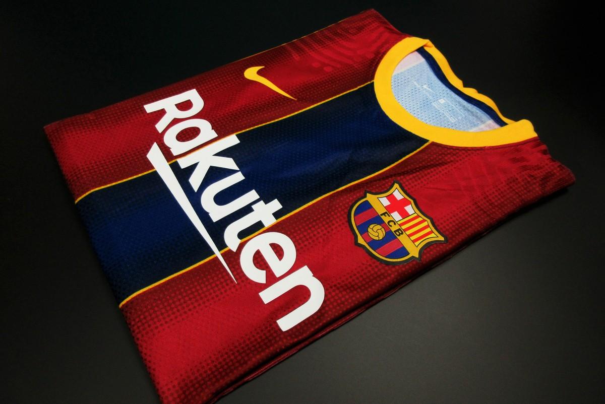 Foto 1 - Barcelona 20/21 Titular - Versão Jogador