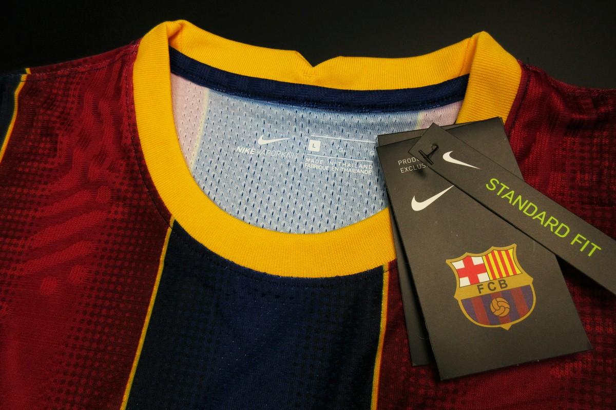 Foto4 - Barcelona 20/21 Titular - Versão Jogador