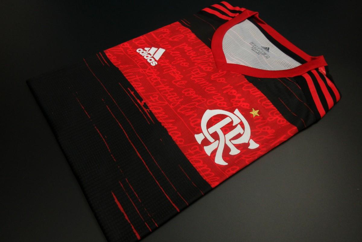 Foto 1 - Flamengo 20/21 Titular - Versão Jogador