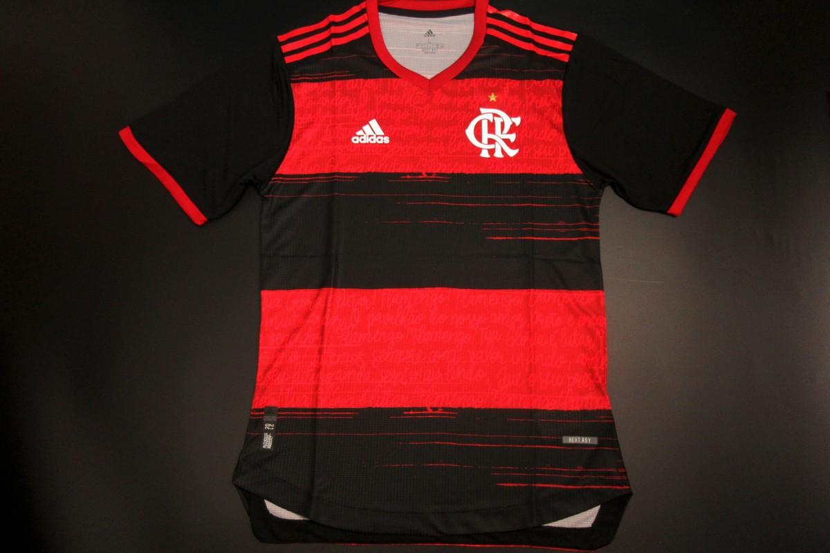 Foto2 - Flamengo 20/21 Titular - Versão Jogador