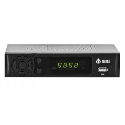 Foto3 - Converso e gravador Digital ITV 200 Infokit