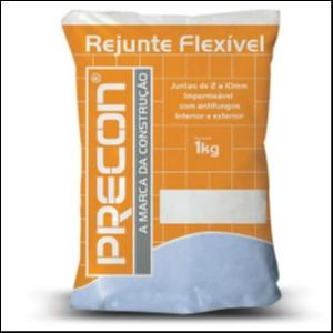 Foto1 - Rejunte Flexivel Precon Cores variadas