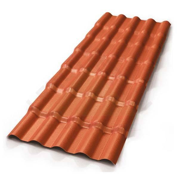 Foto 1 - TELHA PVC COLONIAL 3,28X0,88 PRECON