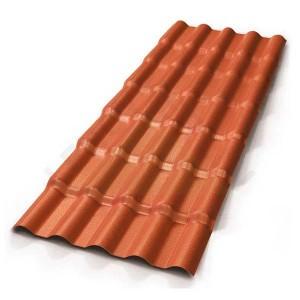 Foto1 - TELHA PVC COLONIAL 3,28X0,88 PRECON