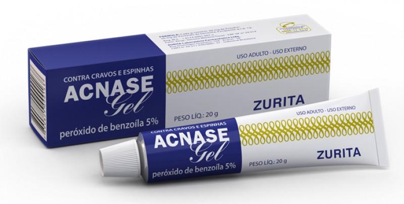 Foto 1 - Acnase gel com 20 gramas