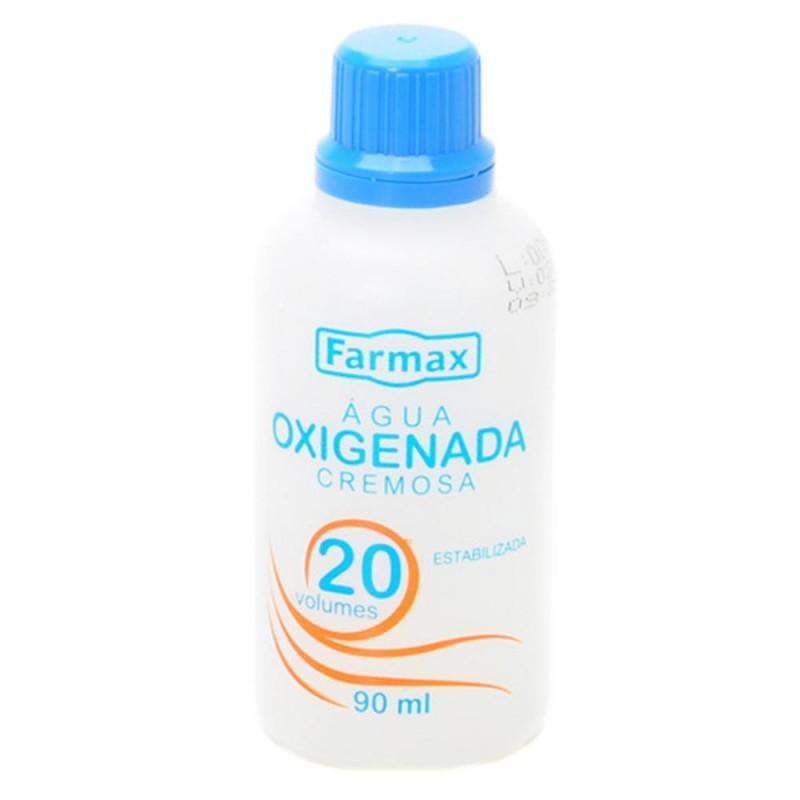 Foto 1 - Água Oxigenada Farmax 20 Volumes 90 ml