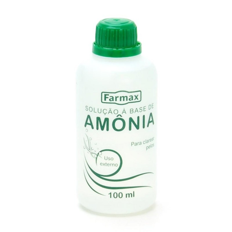 Foto 1 - Amônia Farmax 100ml