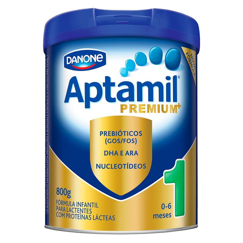 Foto 1 - Aptamil Premium +1 c/800gr