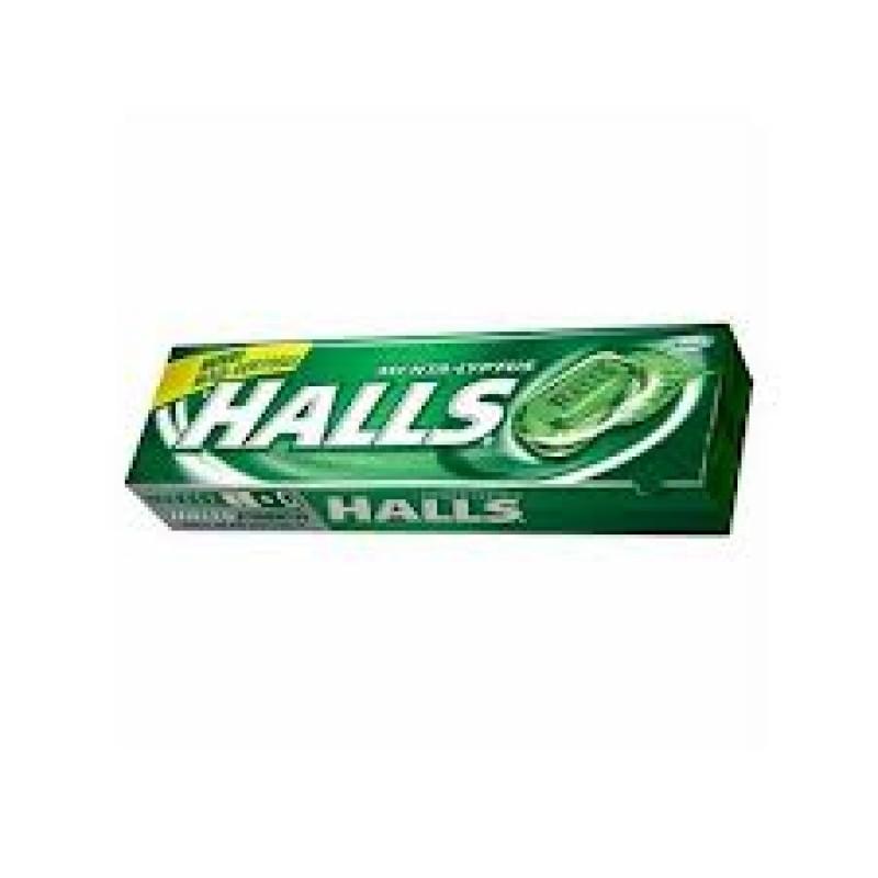 Foto 1 - Bala Halls Menta Lyptus 37 gramas