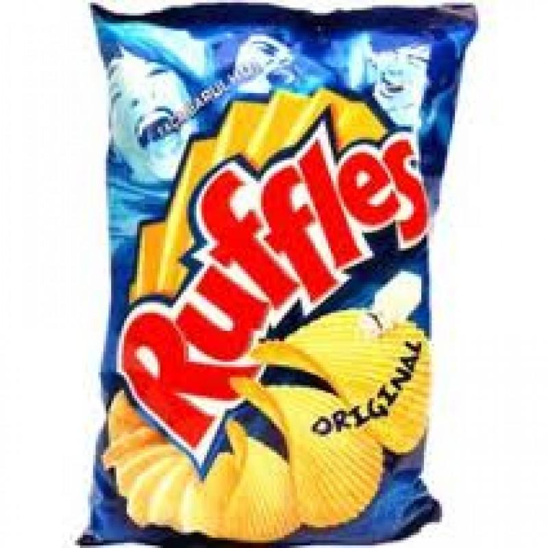 Foto 1 - Chips Batata Ruffles Original Sal 175g