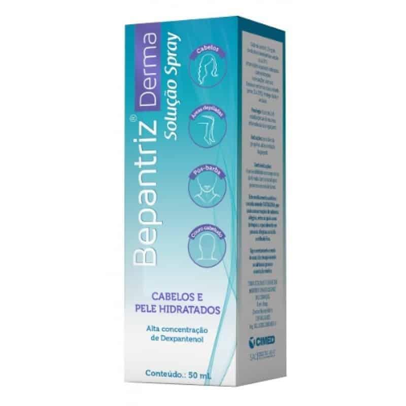 Foto 1 - Bepantriz Derma Solução Spray com 50ml