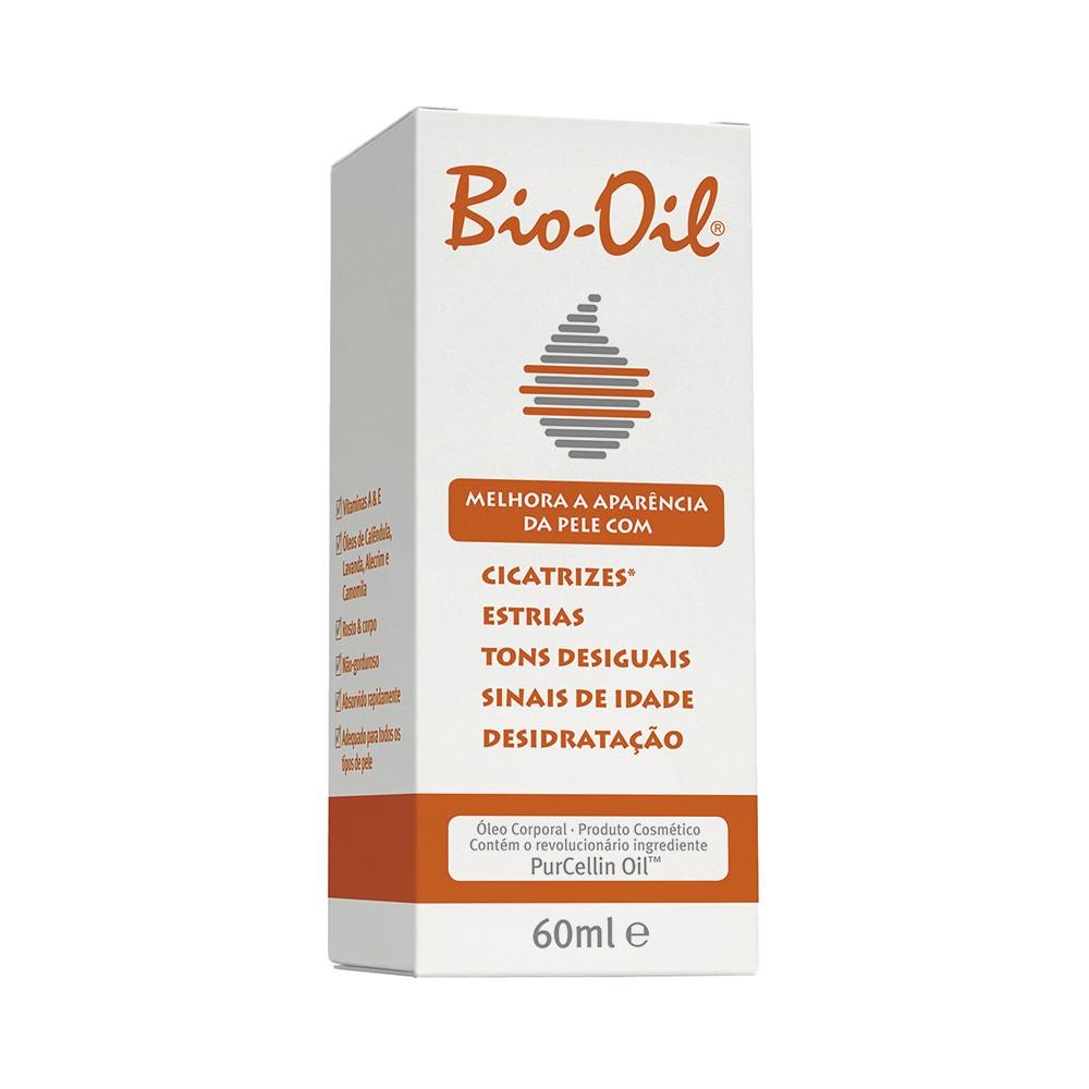Foto 1 - Bio-Oil Antiestrias e Cicatrizes c/60ml